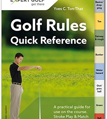 Golf Rules 2016 edition