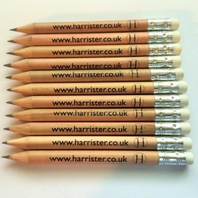 Harrister 10 Pencil