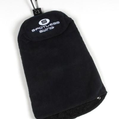 Spotless Swing all black towel