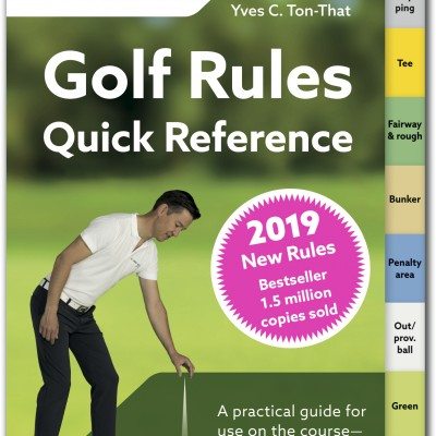 New Golf Rules Quick Reference