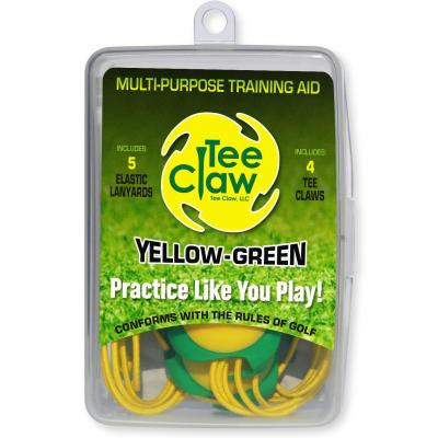 TeeClaw-Yellow-Green